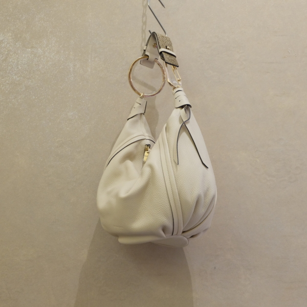 borsa borbonese hobo horbit bag medium, nuovo modello primavera estate 2021