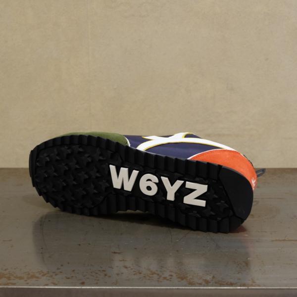 sneaker uomo W6YZ multicolor nuovi arrivi pe 2021 stefanoascari.it
