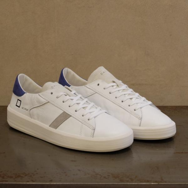 sneaker uomo d.a.t.e. ace pop white blu nuovi arrivi moda pe 2021 stefanoascari.it