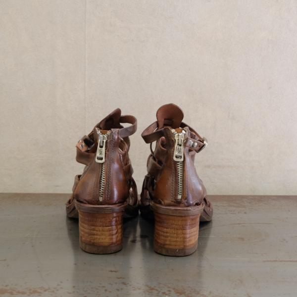 pulsante per acquistare sandali donna a.s.98 kenia cuoio