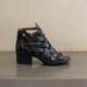 pulsante per acquistare sandali donna a.s.98 kenia nero