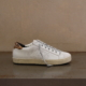 pulsante per acquistare P448 sneaker donna john white leopard