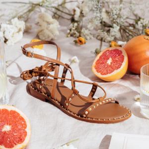 pulsante per acquistare sandali donna