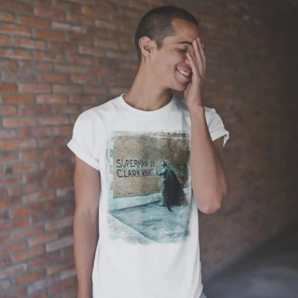 pulsante per acquistare t-shirt uomo califonia vintage