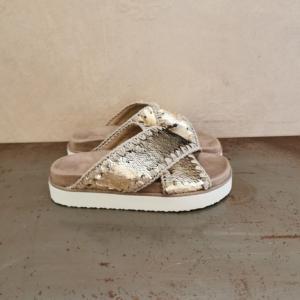 pulsante per acquistare Mou criss-cross bio sandal plain