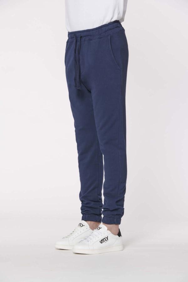 pulsante per acquistare pantalone felpa uomo stilosophy blu