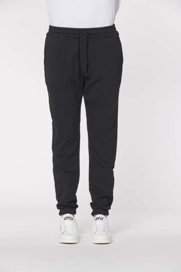pulsante per acquistare pantalone felpa uomo stilosophy nero