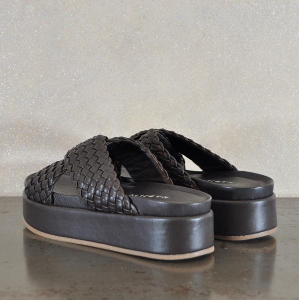 pulsante per acquistare habillè sandalo donna grace cross black