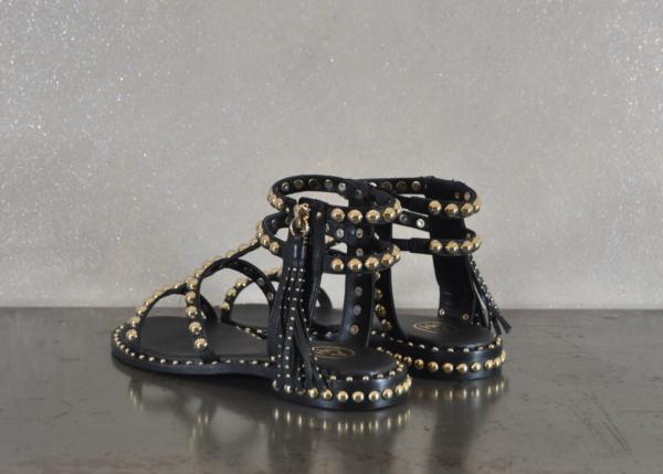 pulsante per acquistare sandalo donna ash power black
