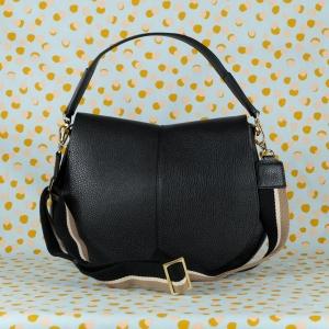 gianni chiarini borsa tracolla colore nero