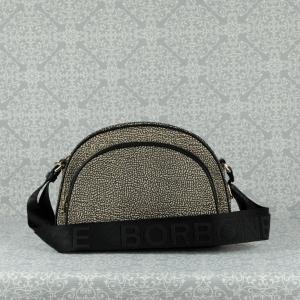 Borbonese Luna Bag Inverse- Scopri tutta la nuova collezione AI 2021 Borbonese sul nostro shop online. Spedizioni veloci - pagamenti sicuri.