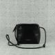 Gianni Chiarini borsa tracolla piccola in morbida e pregiata pelle con tracollina regolabile dai due nodi. Scoprila sul nostro shop online colore nero