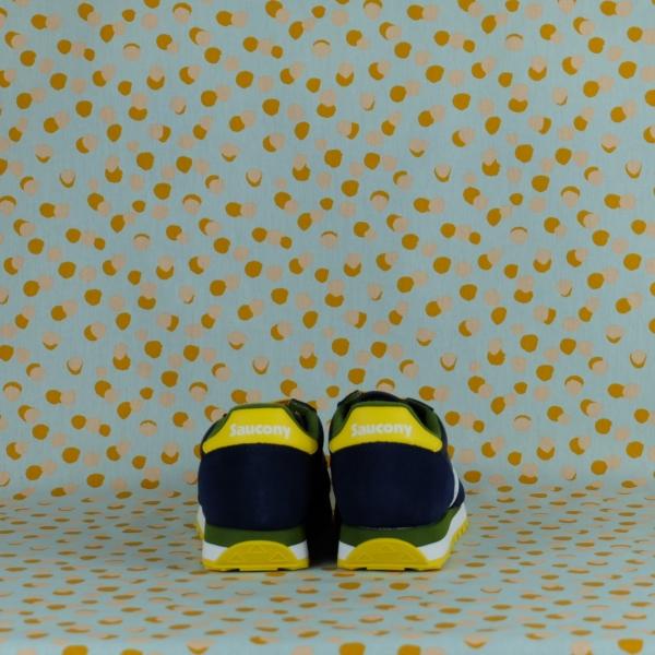 Saucony Jazz Original 2044/616 colore navy pest sneaker uomo, storico modello da sempre preferito per comodità e leggerezza. Scopri i nuovi colori sul nostro shop