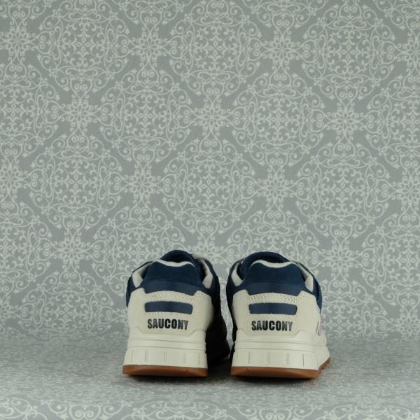 Saucony shadow 5000 60405/51 navy cream stile vintage sneaker donna con lacci e suola ultracomoda, in vendita su www.stefanoascari.it